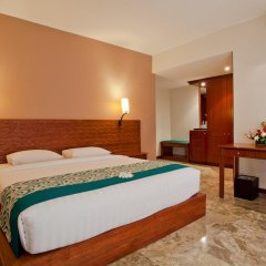 Отель White Rose Kuta Resort, Villas & Spa 4* Стандартный номер с различными типами кроватей фото 2
