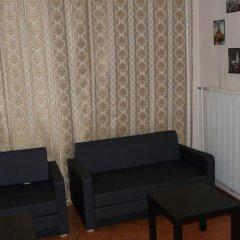 Гостиница Аэрохостел сейф в номере