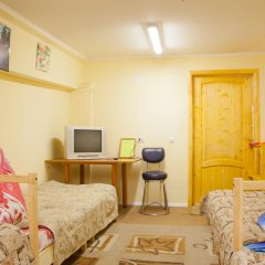 Гостиница Inn RoomComfort Кровать в общем номере двухъярусные кровати фото 12
