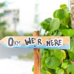 Отель The White Harp Beach Hotel Мальдивы, Мале - отзывы, цены и фото номеров - забронировать отель The White Harp Beach Hotel онлайн приотельная территория