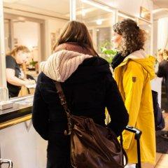 Stf Stockholm/af Chapman & Skeppsholmen Hostel Кровать в общем номере фото 12