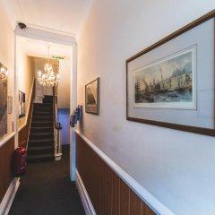 Ebury House Hotel Лондон интерьер отеля