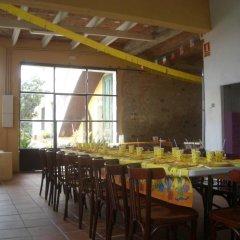Отель Mas Cabrit гостиничный бар