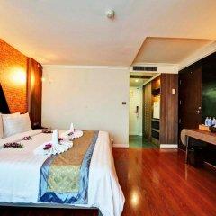 Jomtien Garden Hotel & Resort 4* Номер Делюкс с различными типами кроватей фото 10