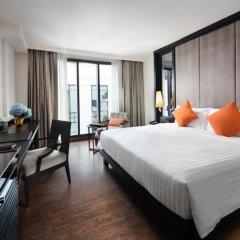 Mövenpick Hotel Sukhumvit 15 Bangkok 4* Представительский номер с различными типами кроватей фото 5