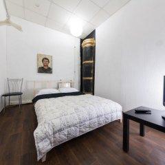 Хостел 110 с видом на Невский Номер Эконом разные типы кроватей фото 4
