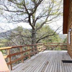 Отель Chile Wild - Las Vertientes балкон