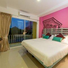 Отель The Pho Thong Phuket комната для гостей фото 5