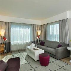 Radisson Blu Sky Hotel, Tallinn 4* Люкс с разными типами кроватей фото 5