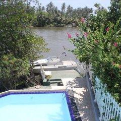 Отель Laluna Ayurveda Resort Шри-Ланка, Бентота - отзывы, цены и фото номеров - забронировать отель Laluna Ayurveda Resort онлайн приотельная территория