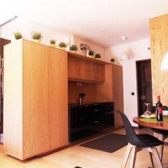 Апартаменты Studio Guimarães в номере
