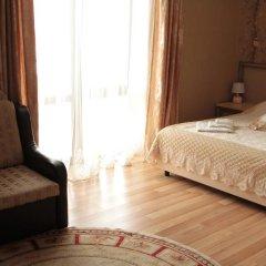 Гостиница МариАнна Стандартный номер с различными типами кроватей фото 9