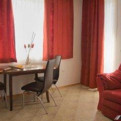 Апартаменты ПМГ Апартаменты Лагуна Солнечный берег комната для гостей фото 5