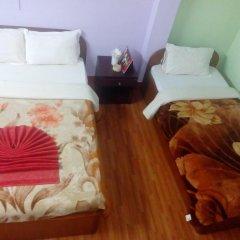 Отель Pokhara Peace Непал, Катманду - отзывы, цены и фото номеров - забронировать отель Pokhara Peace онлайн комната для гостей фото 2