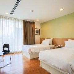 Отель Northgate Ratchayothin 4* Студия с различными типами кроватей фото 14