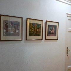 Отель Hostal Valls Барселона интерьер отеля