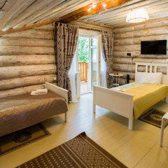 Парк-отель Берендеевка 3* Стандартный номер с 2 отдельными кроватями фото 5