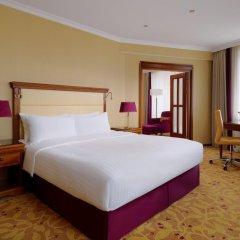 Гостиница Марриотт Москва Ройал Аврора 5* Люкс с разными типами кроватей фото 2
