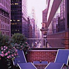 Отель Night Theater District, Times Square Полулюкс с различными типами кроватей фото 7