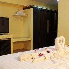 Krabi City View Hotel 3* Номер Делюкс с различными типами кроватей фото 7