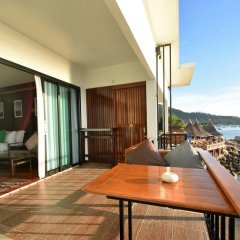 Отель Simple Life Cliff View Resort 3* Номер Делюкс с различными типами кроватей фото 6