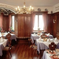Отель Plonerhof Лагундо питание фото 2