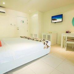 Отель Tuana The Phulin Resort 3* Улучшенный номер с двуспальной кроватью фото 2