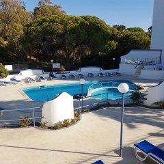 Отель Apartamentos Soldoiro бассейн фото 2