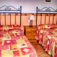 Отель Casa Rural Sierra Madrona детские мероприятия