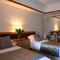 Отель Rodos Park Suites & Spa 4* Стандартный номер с двуспальной кроватью фото 3