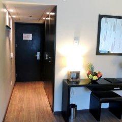 Boutique Hotel Budapest 4* Стандартный номер с двуспальной кроватью фото 16