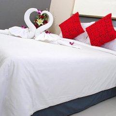 Отель Myhotel Cmyk@Ratchada 3* Номер Делюкс с различными типами кроватей фото 8