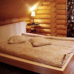 Гостиница Загородный комплекс отдыха Волжанка Коттедж Делюкс разные типы кроватей фото 11