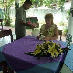 Отель Villa La Luna Шри-Ланка, Берувела - отзывы, цены и фото номеров - забронировать отель Villa La Luna онлайн питание фото 2