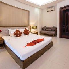 Valentine Hotel 3* Улучшенный номер с различными типами кроватей фото 24