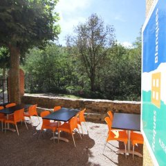 Отель Alberg Roques Blanques Рибес-де-Фресер питание фото 2