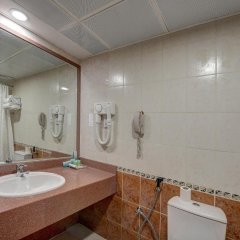 Nihal Palace Hotel 4* Стандартный номер с разными типами кроватей фото 3