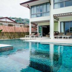 Отель PP Princess Pool Villa Таиланд, Краби - отзывы, цены и фото номеров - забронировать отель PP Princess Pool Villa онлайн бассейн фото 3