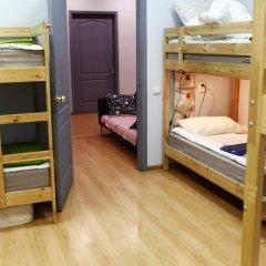 Fantomas Hostel Кровать в общем номере двухъярусные кровати фото 4