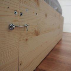 Отель Amber Rooms Стандартный номер с двуспальной кроватью (общая ванная комната) фото 14