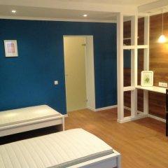 Hostel Nochleg Кровать в общем номере с двухъярусной кроватью фото 22