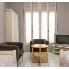 Отель B&B Hi Valencia Cánovas 3* Стандартный номер с различными типами кроватей фото 4