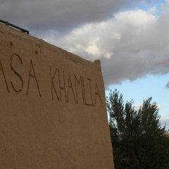 Отель Khasbah Casa Khamlia Марокко, Мерзуга - отзывы, цены и фото номеров - забронировать отель Khasbah Casa Khamlia онлайн приотельная территория