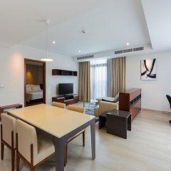 Отель SILA Urban Living 4* Студия Deluxe с различными типами кроватей фото 6