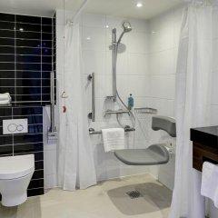 Отель Holiday Inn Express London - ExCeL 3* Стандартный номер с двуспальной кроватью фото 3
