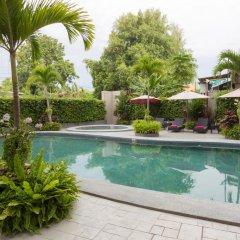 Отель Golden Tulip Essential Pattaya 4* Улучшенный номер с различными типами кроватей фото 2