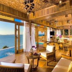 Отель Santhiya Koh Yao Yai Resort & Spa 5* Вилла с различными типами кроватей фото 10