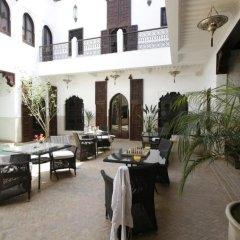 Отель Riad Assakina Марокко, Марракеш - отзывы, цены и фото номеров - забронировать отель Riad Assakina онлайн питание фото 2