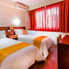 Dinya Lisbon Hotel 2* Стандартный номер с 2 отдельными кроватями фото 8