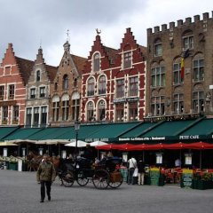 Отель Malleberg Бельгия, Брюгге - отзывы, цены и фото номеров - забронировать отель Malleberg онлайн фото 5